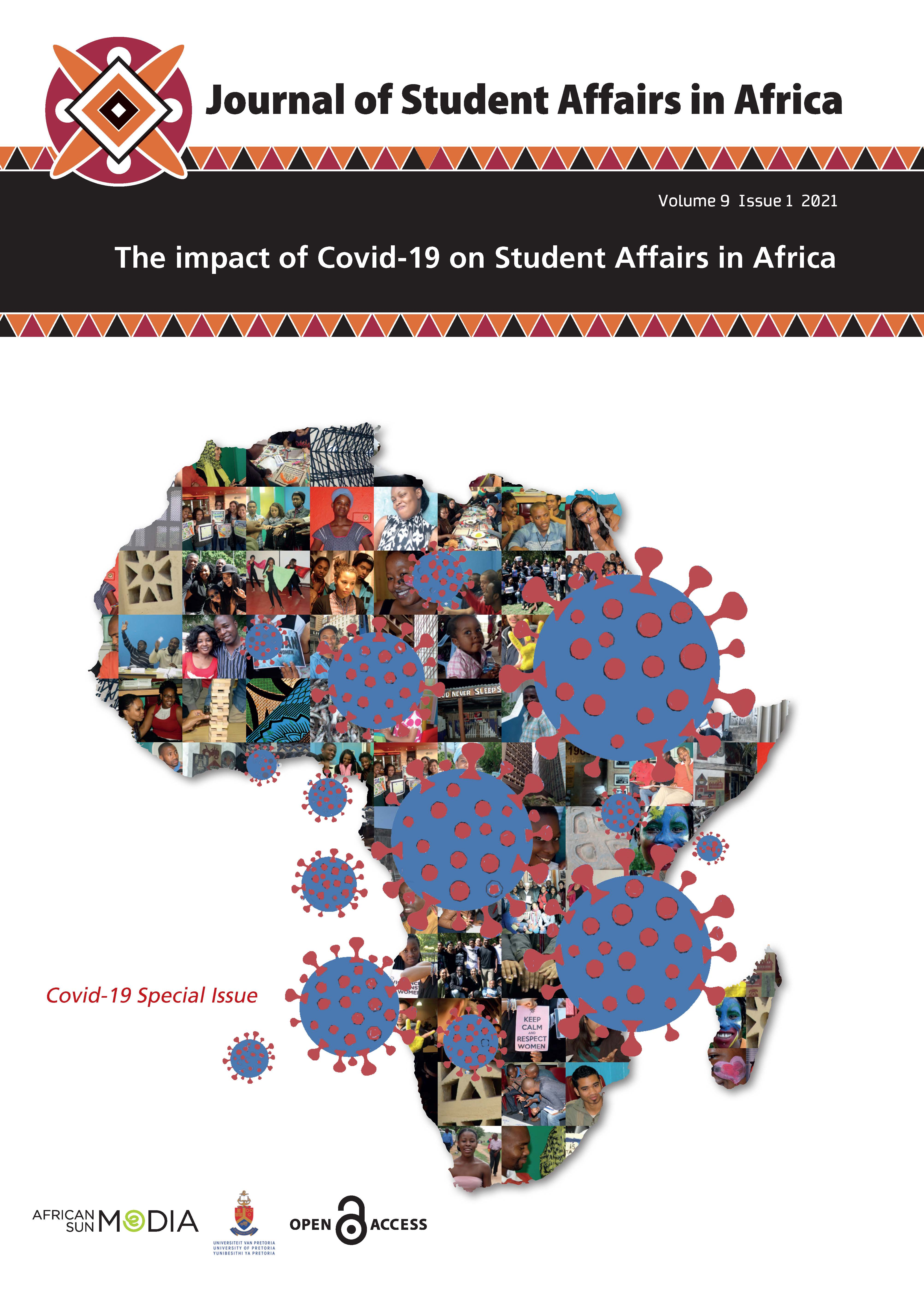 View Vol. 9 No. 1 (2021): The Impact of Covid-19 on Student Affairs in Africa