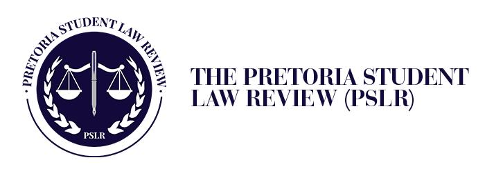 Pretoria Student Law Review