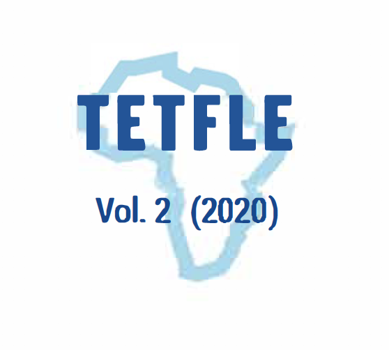 View Vol. 2 No. 1 (2020): Special Edition: Teacher Education Through Flexible Learning in Africa Journal