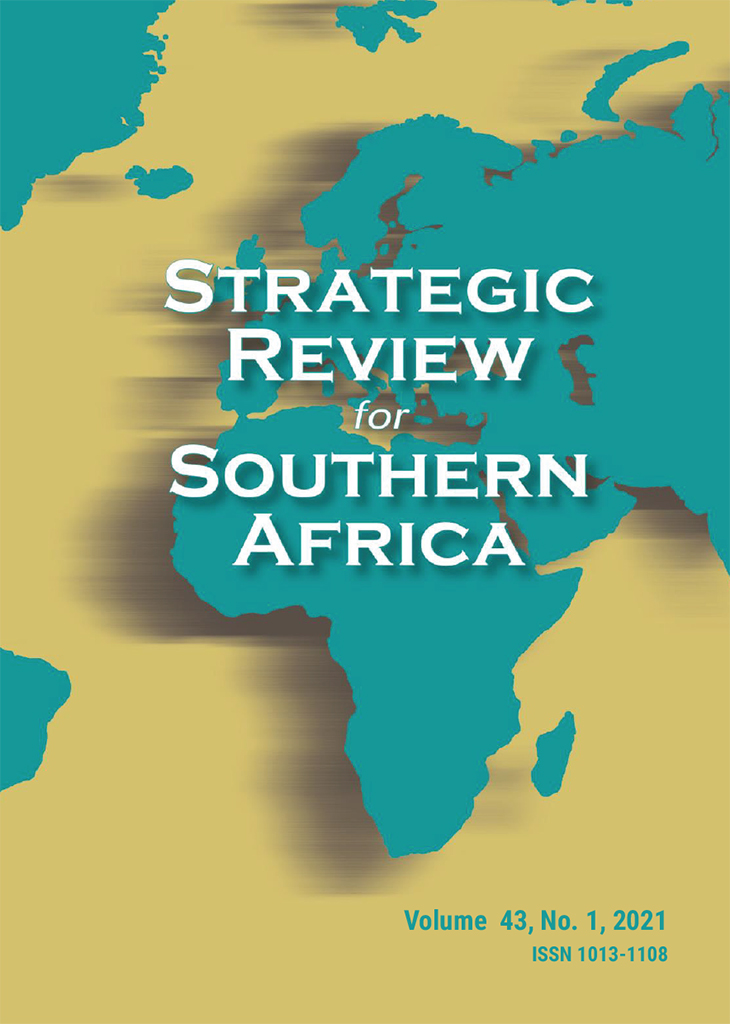 View Vol. 43 No. 1 (2021): Strategic Review of Southern Africa